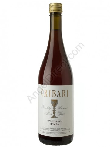 Cribari Vineyards Tokay Altar Wine - 750ML Bottle Size