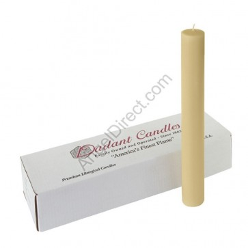 Dadant Candle 100% Beeswax Altar Candles