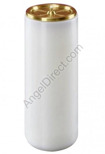 Lux Mundi Refillable 120-Hour Nylon Oil Canister