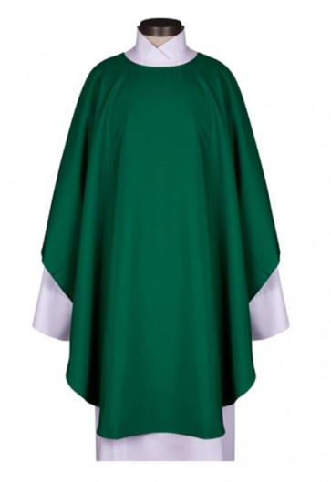 R.J. Toomey Everyday Collection Green Chasuble With Inner Stole