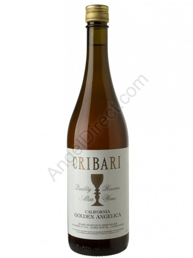 Cribari Vineyards Golden Angelica Altar Wine 750ml