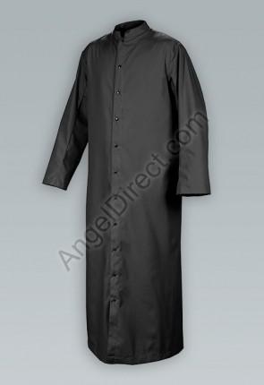 Abbey Brand Full Cut, Black Adult Cassock