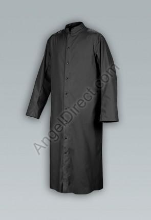 Abbey Brand Black Server Cassock