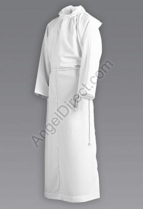 Abbey Brand 100% Polyester Monastic Server Alb