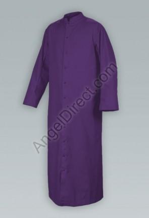 Abbey Brand Full Cut, Purple Adult Cassock