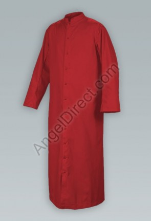 Abbey Brand Full Cut, Red Adult Cassock