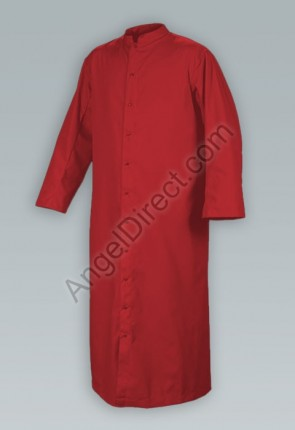 Abbey Brand Comfort Cut Red, Adult Cassock
