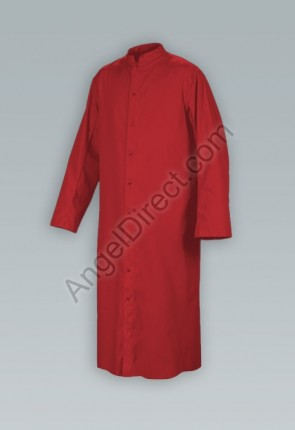 Abbey Brand Red Server Cassock
