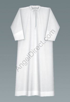 Abbey Brand Polyester/Cotton Traditional Alb