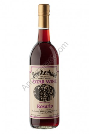 Brotherhood Winery Rosario Altar Wine - 750ML Bottle Size