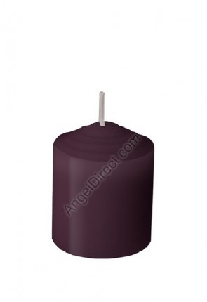 Dadant Candle Purple, 10-Hour Advent Votive Candles - 288 Candles