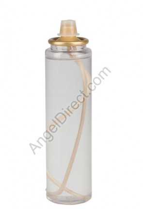 Lux Mundi Altar Pure 25-Hour, Clear, Disposable Oil Canister - Case Of 36 Canisters