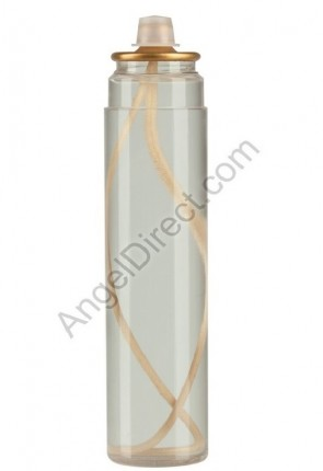 Lux Mundi Altar Pure 30-Hour, Clear, Disposable Oil Canister - Case Of 36 Canisters