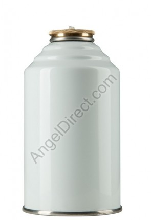 Lux Mundi Refillable, 70-Hour, Metal Oil Canister