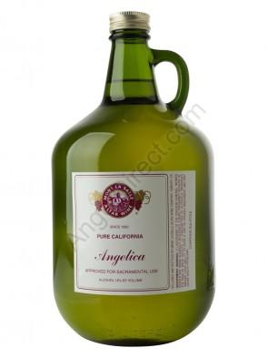 Mont La Salle Angelica Altar Wine - 3 Liter Bottle Size