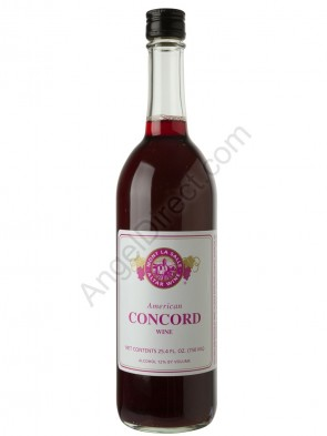 Mont La Salle Concord Altar Wine - 750ML Bottle Size