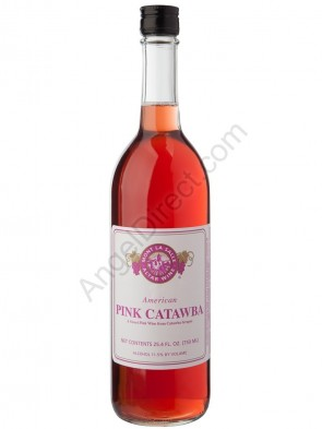 Mont La Salle Pink Catawba Altar Wine - 750ML Bottle Size