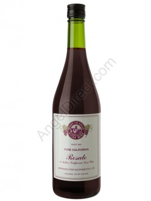 Mont La Salle Rosato Altar Wine - 750ML Bottle Size