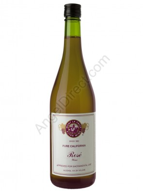 Mont La Salle Rosé Altar Wine - 750ML Bottle Size