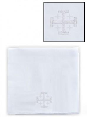 R.J. Toomey 100% Cotton Jerusalem Cross Corporal - Pack of 4