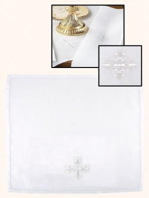 R.J. Toomey 100% Linen Fleur-de-Lis Corporal - Pack of 3