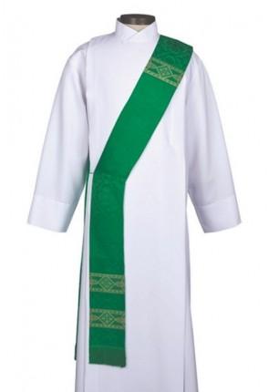 R.J. Toomey Avignon Collection Green Deacon Stole