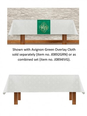 R.J. Toomey Avignon Collection Ivory Altar Frontal