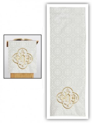 R.J. Toomey Avignon Collection Ivory Overlay Cloth