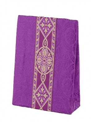 R.J. Toomey Avignon Collection Purple Burse