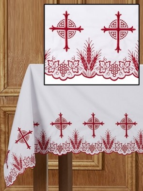 R.J. Toomey Eucharistic Collection Red Altar Frontal