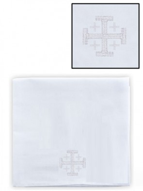 R.J. Toomey Polyester/Cotton Jerusalem Cross Corporal - Pack of 4
