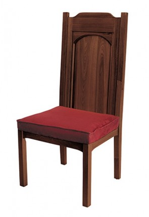 "Robert Smith Abbey Collection 46""H Side Chair"