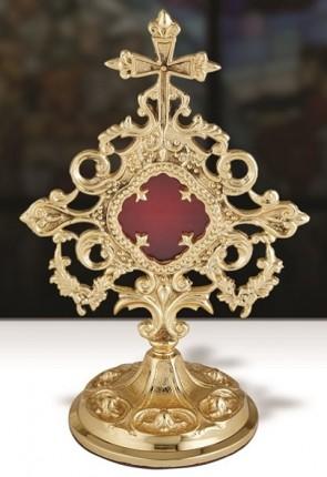 Sudbury Brass Baroque Reliquary