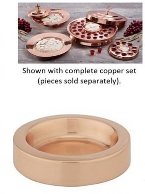 Sudbury Brass Copper Bread Plate Insert