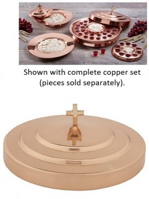 Sudbury Brass Copper Communion Tray Cover