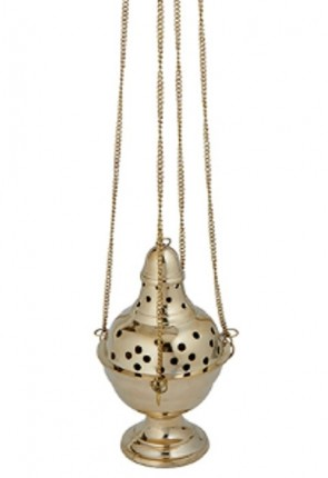 Sudbury Brass Medium-Sized Censer