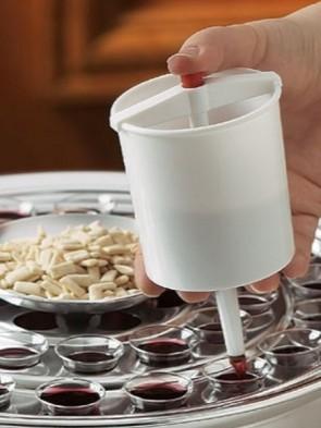 Sudbury Brass Plastic Communion Cup Filler
