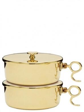 Sudbury Brass Stackable Ciborium - 1,000 Hosts
