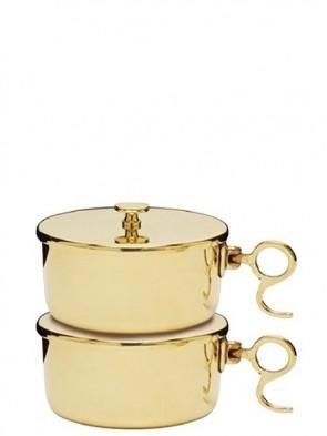 Sudbury Brass Stackable Ciborium - 300 Hosts