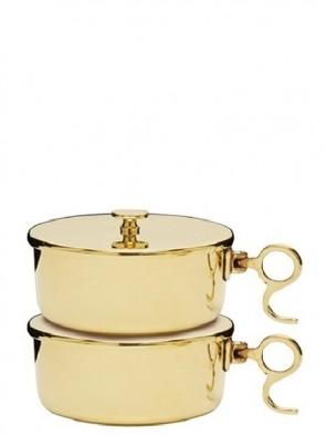Sudbury Brass Stackable Ciborium - 600 Hosts