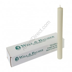 Will & Baumer Altar-Brand 51% Beeswax Altar Candles