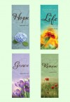 "Celebration Banners Lift Up Your Heart Series 23""W X 63""H Set Of Four Worship Banners"