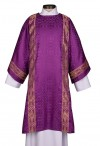 R.J. Toomey Avignon Collection Purple Dalmatic With Inner Stole