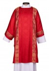 R.J. Toomey Avignon Collection Red Dalmatic With Inner Stole