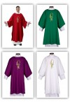R.J. Toomey Eucharistic Collection Set Of Four Dalmatics With Inner Stoles
