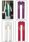 R.J. Toomey Eucharistic Collection Set Of Four Overlay Stoles