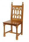 """Robert Smith Canterbury Collection 41""""H Side Chair"""